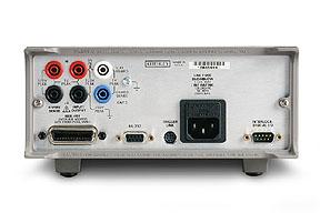 KEITHLEY2440/吉时利2440型数字源表后面板