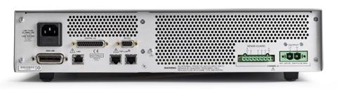 吉时利2651A大功率数字源表后面板