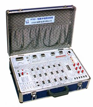 不含插板) 瑞特 rtsd-6 数字电路实验箱 瑞特 rtmd-6 模拟电路实验箱